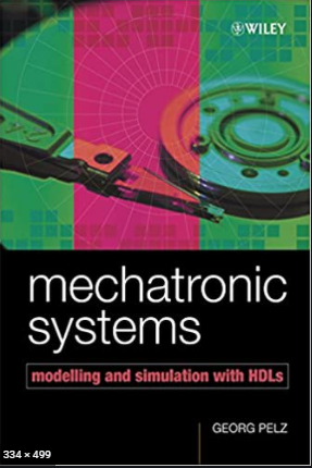 تحميل كتاب mechatronics pdf