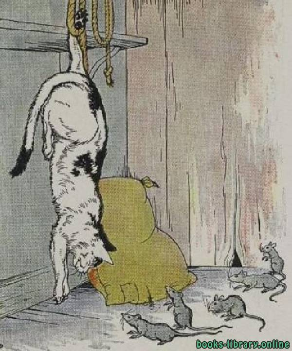 ❞ قصة The Cat And The Old Rat ❝  ⏤ ايسوب