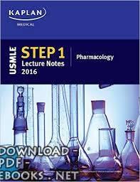 ❞ كتاب Pharmacology USMLE ❝