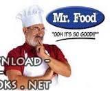 ❞ كتاب Mr. Food No Bake Desserts: 18 Easy Dessert Recipes from Mr. Food ❝  ⏤ Mr. Food :Art Ginsburg
