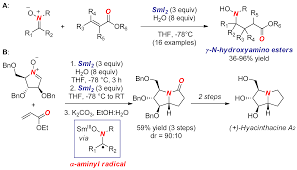 ❞ كتاب Synthesis of heterocycles by cyclization of unsaturated ❝