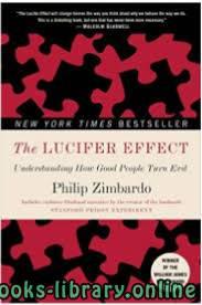 ❞ كتاب ملخص كتاب تأثير إبليس ❝  ⏤ فيليب زيمباردو