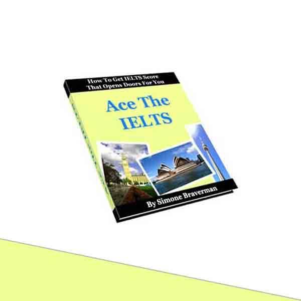 ❞ كتاب Ace The IELTS ❝