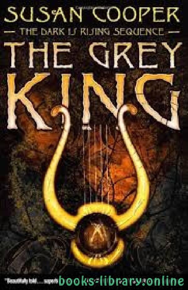 ❞ رواية The Grey King ❝  ⏤ Susan Cooper