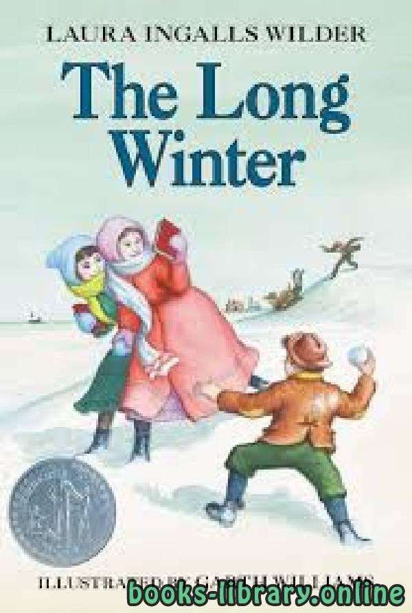 ❞ رواية The Long Winter ❝  ⏤ Laura Ingalls Wilder