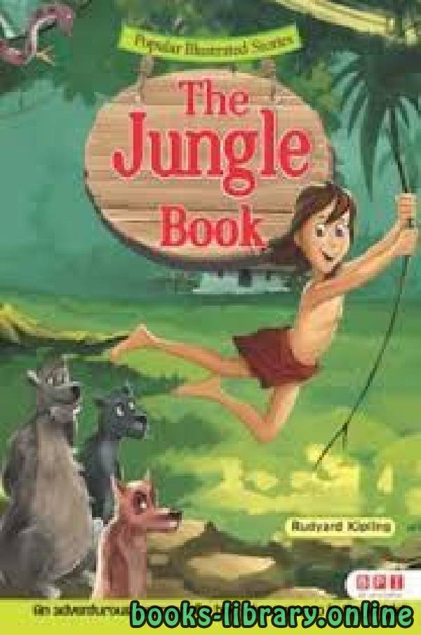 ❞ رواية The Jungle Book ❝  ⏤  Rudyard Kipling