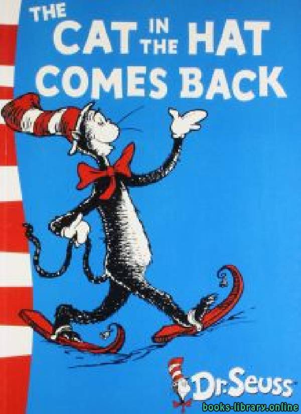 ❞ قصة The Cat in the Hat Comes Back ❝