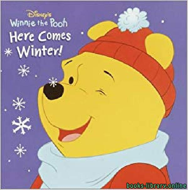❞ قصة Pooh Here Comes Winter ❝
