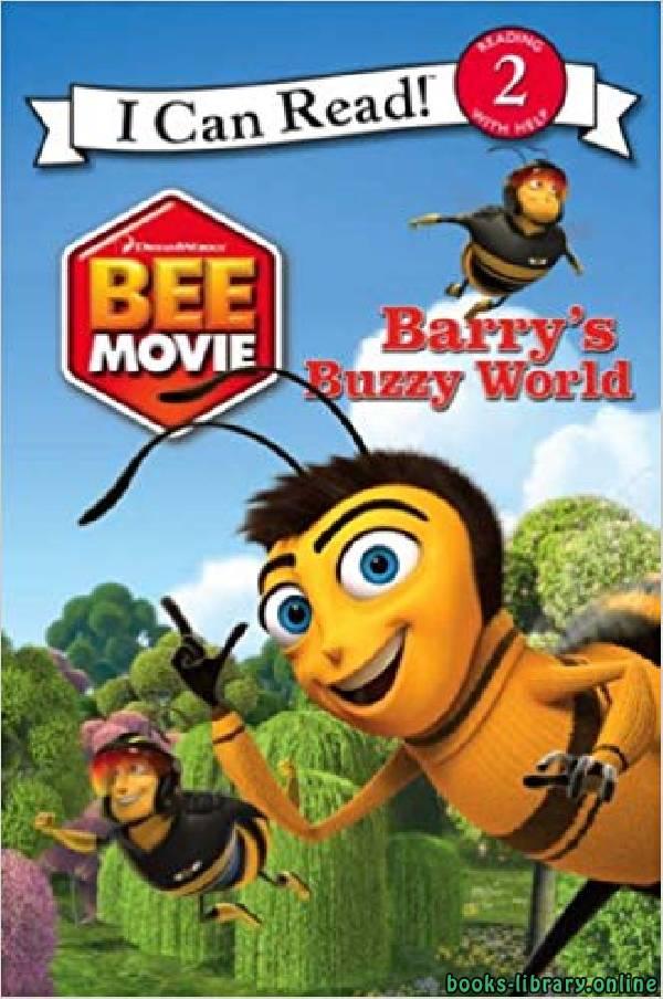 ❞ قصة Barry's Buzzy World ❝