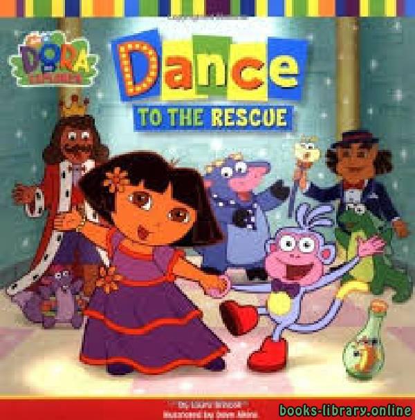 ❞ قصة Dance to the Rescue ❝