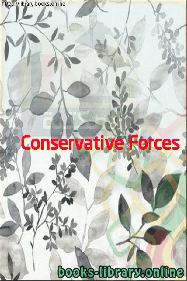 كتاب Conservative Forces