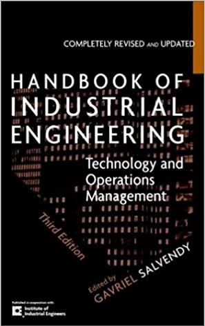 ❞ كتاب Handbook of Industrial Engineering,Technology and Operations Management : Frontmatter ❝  ⏤ Gavriel Salvendy