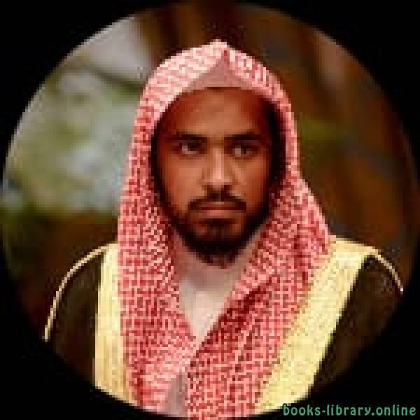 كتب عبدالله بن تركي الحمودي