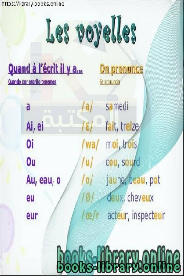 حصريا قراءة كتاب Livret 2 Travailler La Prononciation أونلاين
