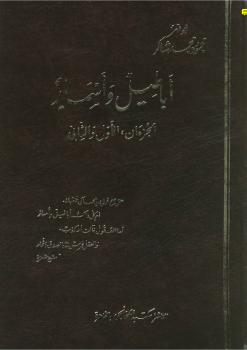 كتاب أباطيل وأسمار نسخة مصورة