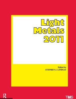 ❞ كتاب light metals 2011: Large Gas Bubbles under the Anodes of Aluminum Electrolysis Cells ❝  ⏤ ستيفن جيه ليندسي