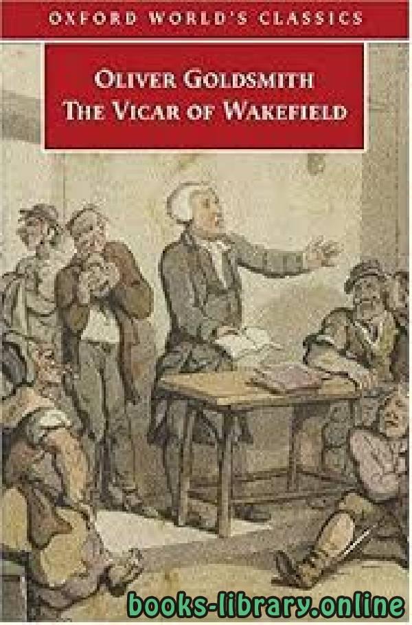 ❞ قصة The Vicar of Wakefield ❝