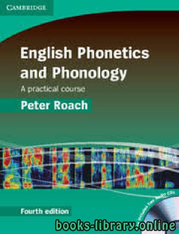 ❞ كتاب Phonetics and Phonology 4 ❝  ⏤ Delahunty and Garvey