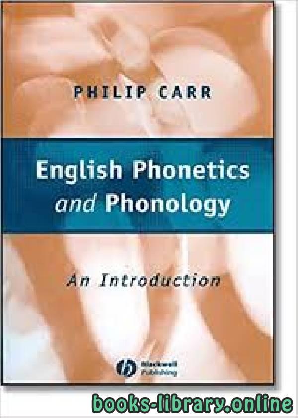 ❞ كتاب Phonetics & Phonology An Introduction ❝  ⏤ Sarmad Hussain