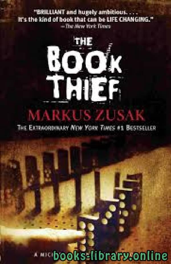 ❞ رواية The Book Thief ❝  ⏤ Markus Zusak