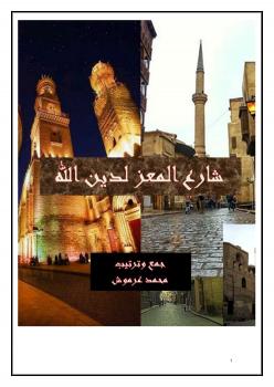 ❞ كتاب شارع المعز لدين الله ❝  ⏤ محمد عرموش