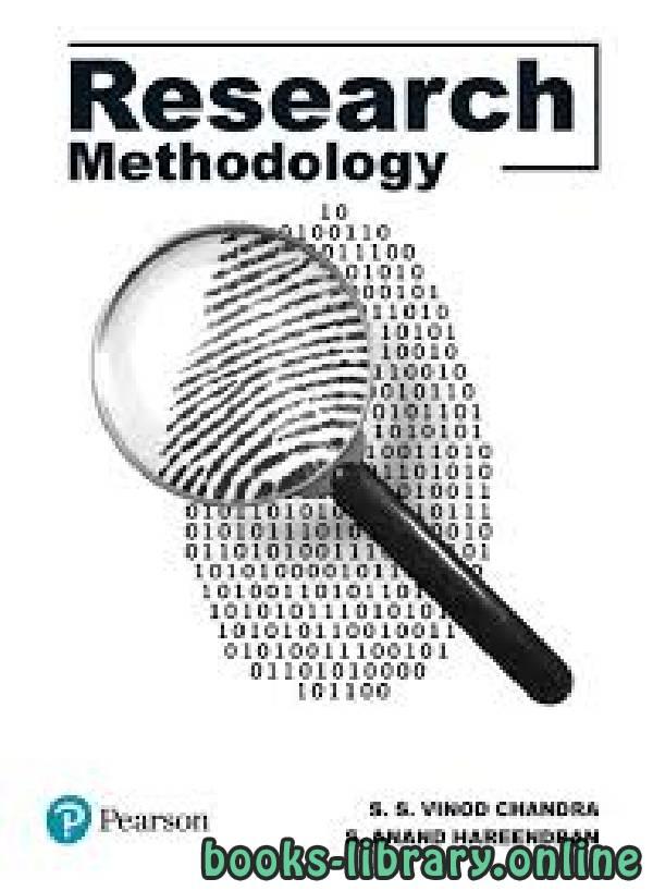 ❞ كتاب Research Methodology ❝  ⏤ C.R. KOTHARI