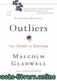 كتاب ملخص كتاب الاستثنائيون Outliers