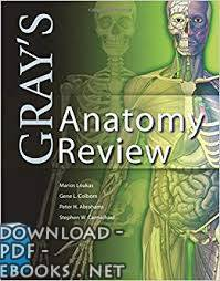 ❞ كتاب Grays Anatomy Review ❝