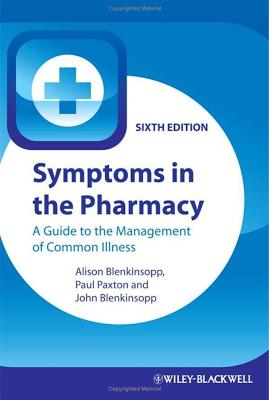 ❞ كتاب  symptoms in the pharmacy  ❝