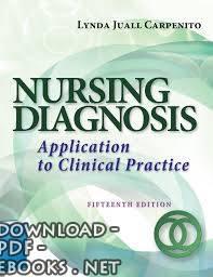 ❞ كتاب Nursing Diagnosis Index ❝