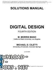 ❞ كتاب Solution Manual – Digital Design 4th Ed - MorrisMano P1-P294 ❝  ⏤ إم موريس مانو