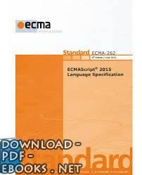 ❞ كتاب  ECMAScript® 2015 Language Specification ❝