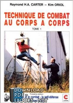 كتاب ]le corps et le combat • la self-défense [ C ] - PDF