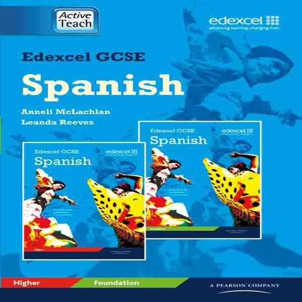 كتاب Edexcel GCSE in Spanish