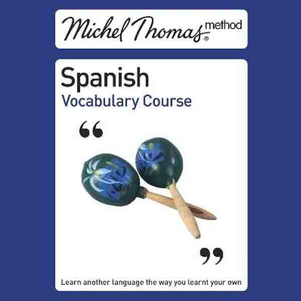 كتاب Spanish Vocabulary Course pdf مفردات الاسبانية