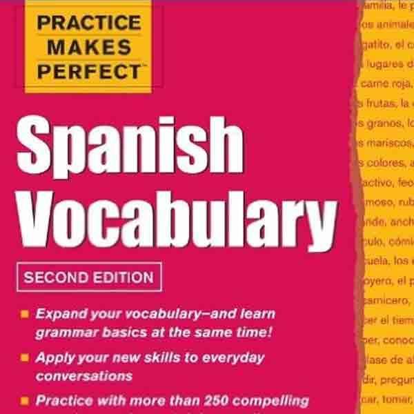 ❞ كتاب PDF - Using Spanish Vocabulary ❝