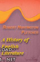 كتاب A History of English Literature as PDF