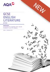 كتاب  ... [PDF]GCSE English Literature Specification for first ... - AQA