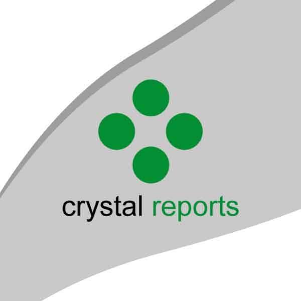 كتاب تعلم إنشاء تقارير Crystal reports في VB.Net بالفيديو