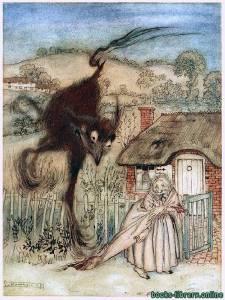 قراءة و تحميل كتاب The Bogey-Beast  Arthur Rackham PDF