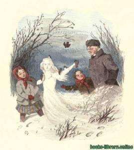 قراءة و تحميل كتاب The Snow Image: A Childish Miracle by Nathaniel Hawthorne PDF