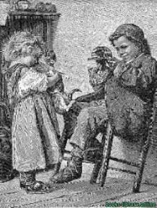 قراءة و تحميل كتاب The Little Thief in the Pantry by Anonymous PDF