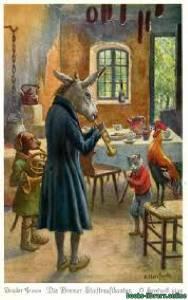 قراءة و تحميل كتاب The Bremen Town Musicians by The Brothers Grimm PDF