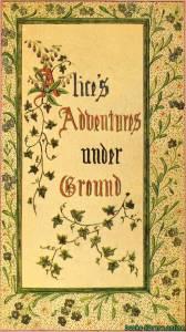 قراءة و تحميل كتاب Alice's Adventures Under Ground PDF
