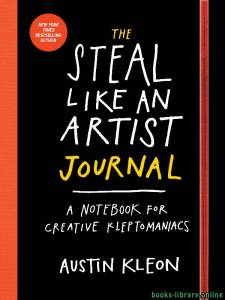 قراءة و تحميل كتاب ملخص كتاب أسرق كانك فنان PDF