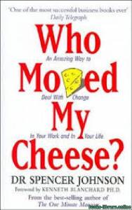 قراءة و تحميل كتاب مختصر كتاب من حرك جبنتى  Who Moved My Cheese PDF