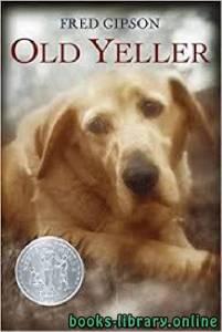 قراءة و تحميل كتاب Old Yeller PDF