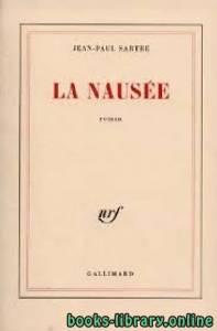 قراءة و تحميل كتاب Nausea PDF