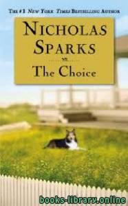 قراءة و تحميل كتاب The Choice PDF