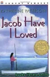 قراءة و تحميل كتاب Jacob Have I Loved PDF
